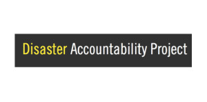 Disaster-Accountability-Project