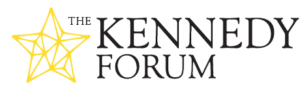 The Kennedy Forum Logo plus Yellow Five Pointed Star