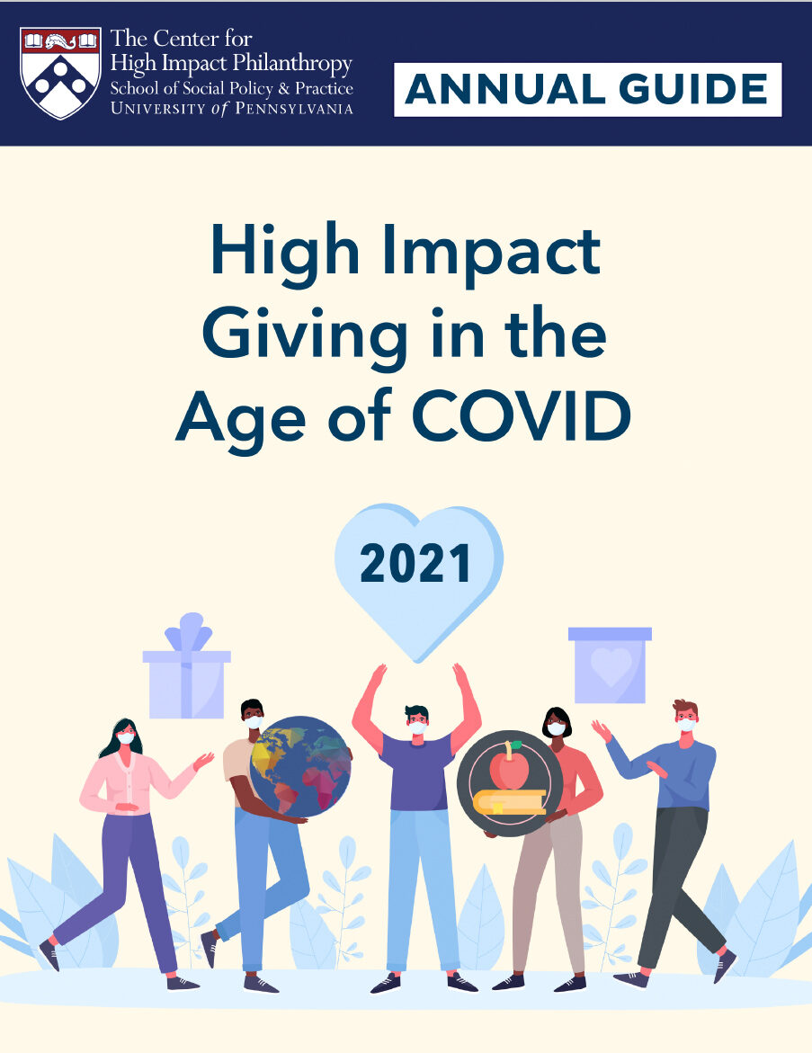 High Impact Giving in the Age of COVID 2021