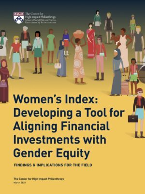 CHIP Women's Index cover